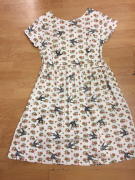 Floral Run & Fly Dress